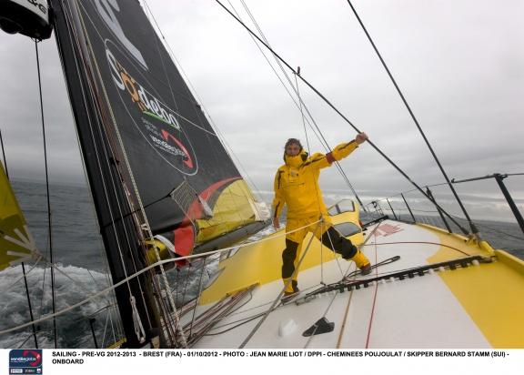 Fot. J.M. Liot / DPPI / Vendée Globe