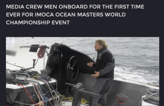 http://www.imocaoceanmasters.com/news/media-crew-men-onboard-for-the-first-time-ever-for-imoca-ocean-masters-world-championship-event