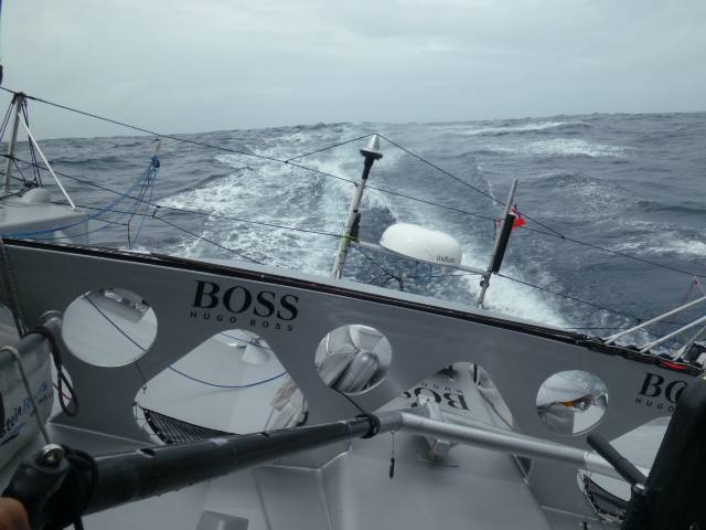 © Alex Thomson Racing / Hugo Boss