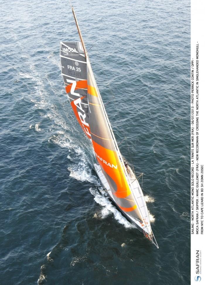 fot. PIERRICK CONTIN / DPPI / Safran Sailing Team