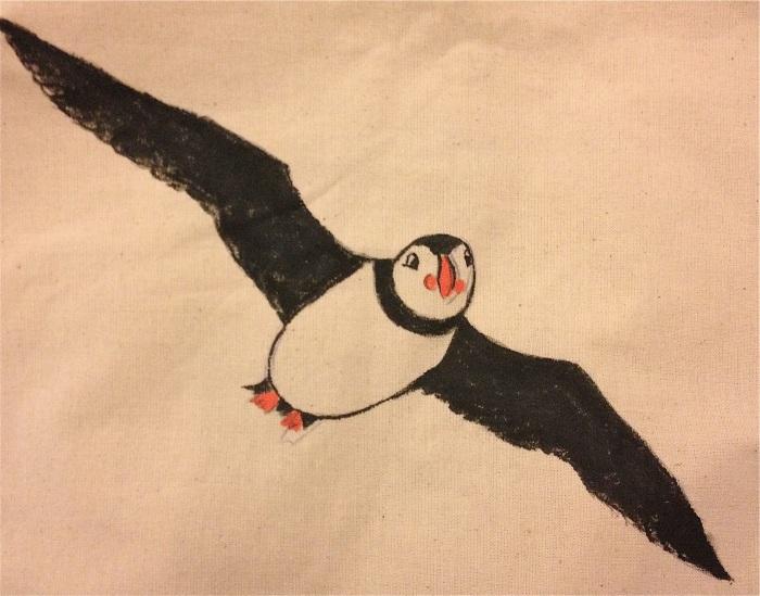 To jest maskonur narysowany przez Brożkę :)