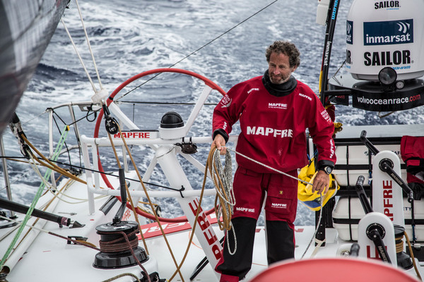 Francisco Vignale/MAPFRE/Volvo Ocean Race