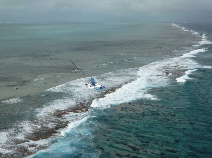 National Coast Guard of the Maritime Rescue Co-operation Centre (MRCC) of Mauritius