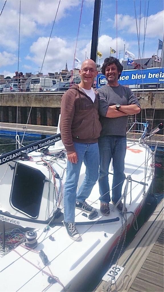 Etienne Bertrand i David Raison - dwóch znakomitych projektantów w klasie Mini i nie tylko.
