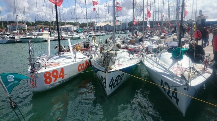 Port Bourgenay / fot. R. Kowalczyk Calbud Team