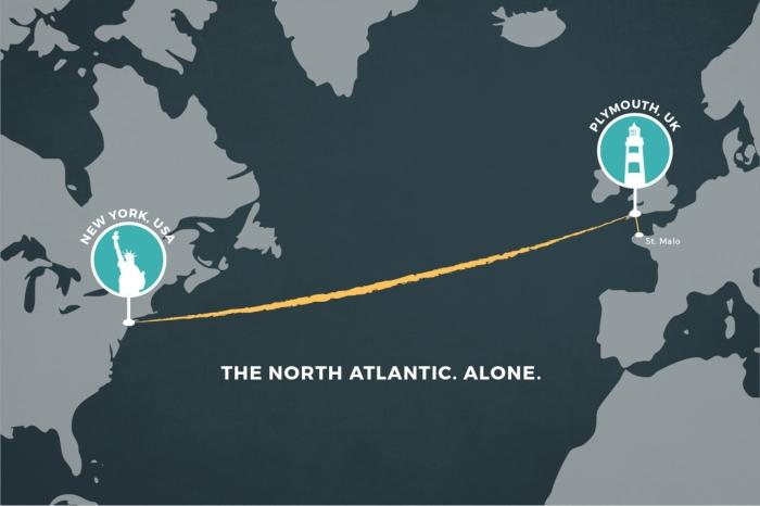 The Transat: 3000 mil z Plymouth do Nowego Jorku / OC Sport
