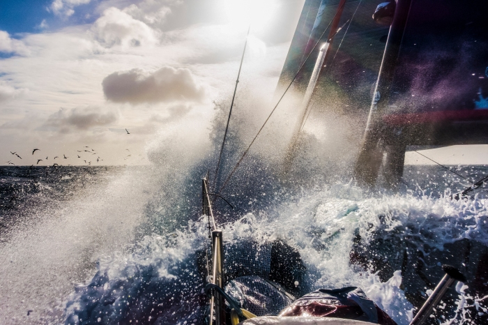 04.04.2015. Etap 5 do Itajai, Team SCA. / fot.