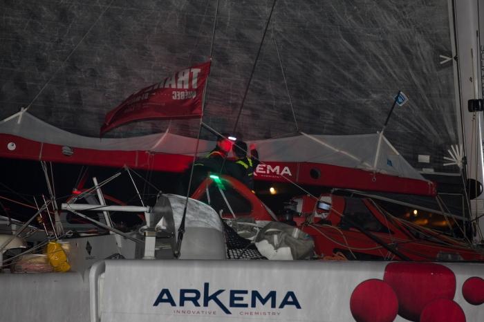 ARKEMA wygrywa w Multi 50. / Fot. Pierre Bouras