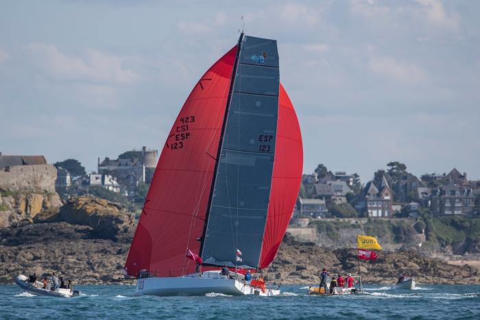 TQSM - meta w St Malo - TALES II /fot Pierre Bouras