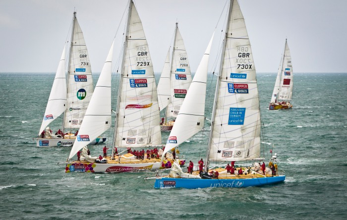 20150717 Copyright onEdition 2015© Free for editorial use image, please credit: onEdition The Clipper Fleet 2015. If you require a higher resolution image or you have any other onEdition photographic enquiries, please contact onEdition on 0845 900 2 900 or email info@onEdition.com This image is copyright onEdition 2015©. This image has been supplied by onEdition and must be credited onEdition. The author is asserting his full Moral rights in relation to the publication of this image. Rights for onward transmission of any image or file is not granted or implied. Changing or deleting Copyright information is illegal as specified in the Copyright, Design and Patents Act 1988. If you are in any way unsure of your right to publish this image please contact onEdition on 0845 900 2 900 or email info@onEdition.com