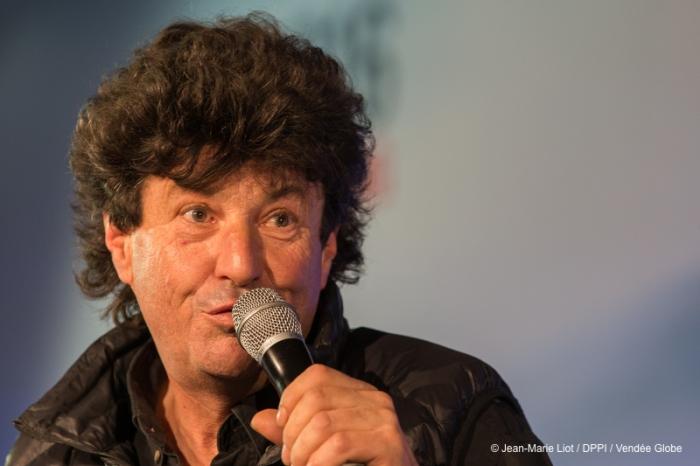 Jean Le Cam. / Fot. Jean Marie Liot / DPPI/VG