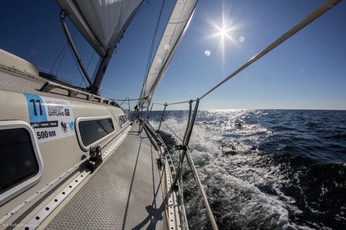 Jesienny Bałtyk w trakcie Bitwy o Gotland 2015. / Fot. Kuba Marjański (Busy Lizzy)