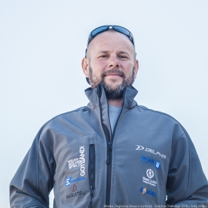 Piotr Parzy - Hadron. / Fot. M. Wilczek
