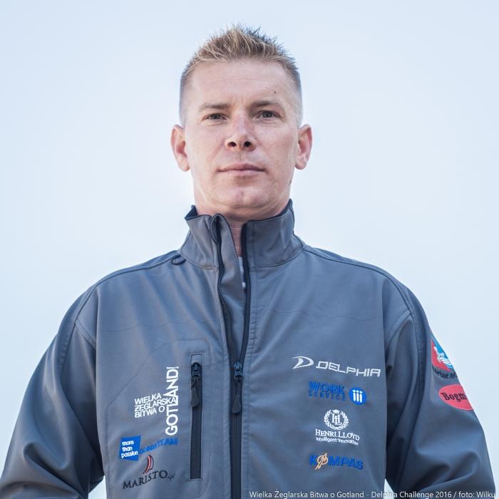 Jacek przed Bitwą o Gotland 2016. / Fot. M. Wilczek