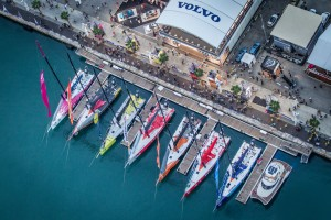 Port startu VOR: Alicante. / Fot. A. Sanchez / volvo Ocean Race