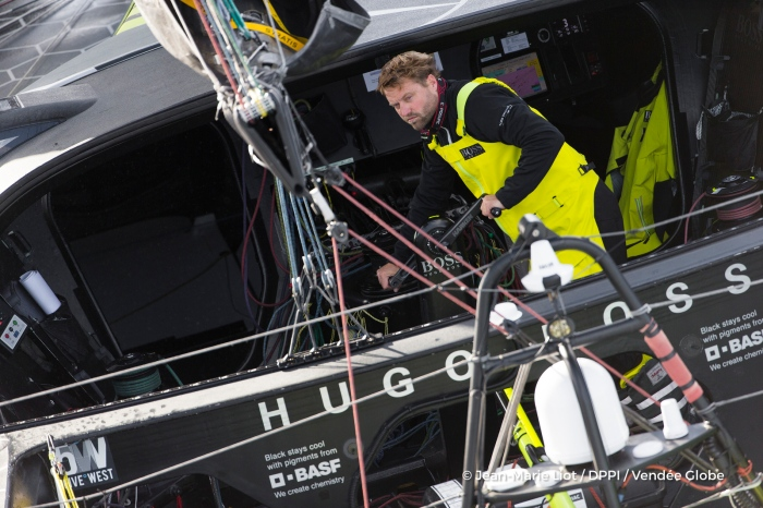 SAILING - VENDEE GLOBE 2016 - START
