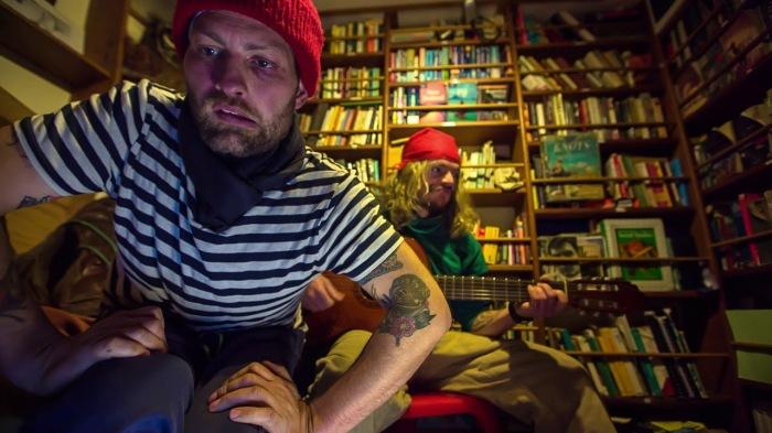 fot. film Morscy Cyganie