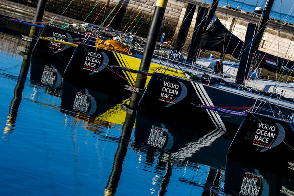 Leg Zero, Prologue. Photo by Jesus Renedo/Volvo Ocean Race. 04 October, 2017