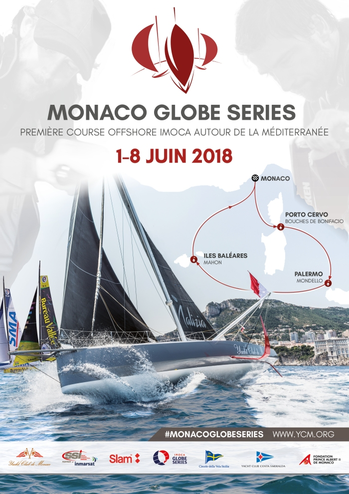 AfficheOfficielleMonacoGlobeSeries2018