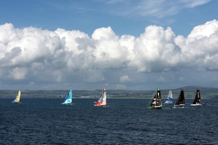 Bermudes 1000 Race Douarnenez-Brest